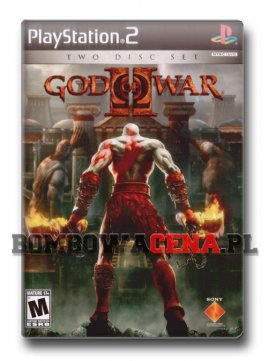 God of War II [PS2] NTSC USA (tylko DVD2)
