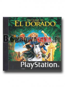 Gold and Glory: The Road to El Dorado [PSX] GER