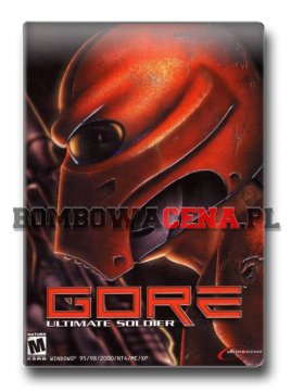 Gore: Ultimate Soldier [PC] PL, (+kopia)