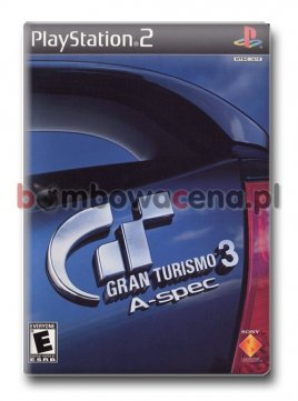 Gran Turismo 3: A-Spec [PS2] NTSC USA