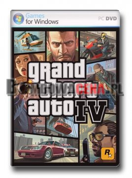 Grand Theft Auto IV [PC]