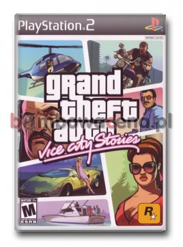 Grand Theft Auto: Vice City Stories [PS2] NTSC USA