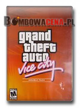 Grand Theft Auto: Vice City [PS2] Double Pack, NTSC USA