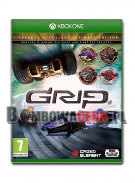 GRIP [XBOX ONE] Ultimate Edition, NOWA
