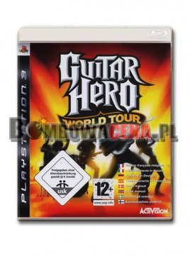 Guitar Hero: World Tour [PS3]