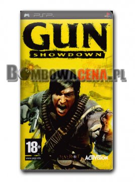 Gun Showdown [PSP]