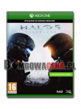 Halo 5: Guardians [XBOX ONE] PL