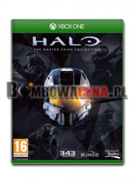 Halo: The Master Chief Collection [XBOX ONE] PL