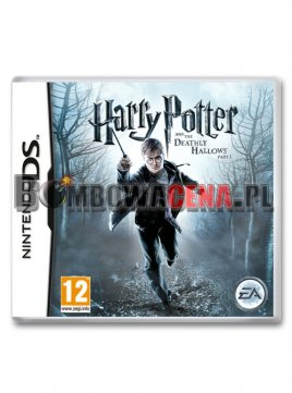 Harry Potter and the Deathly Hallows Part 1 [DS] NOWA