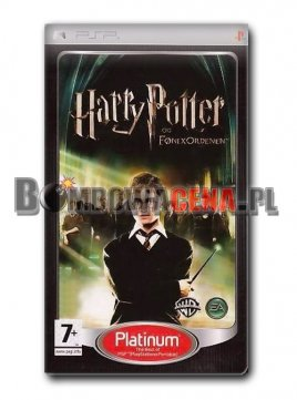 Harry Potter and the Order of the Phoenix [PSP] Platinum