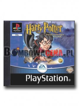 Harry Potter and the Philosophers's Stone [PSX]