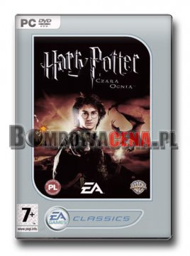 Harry Potter i Czara Ognia [PC] PL, Classics