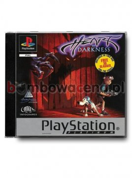Heart of Darkness [PSX] ITA (brak disc 2)
