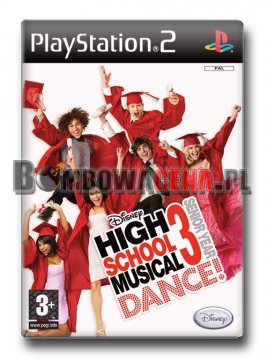 High School Musical 3: Senior Year - Dance! [PS2] NOWA