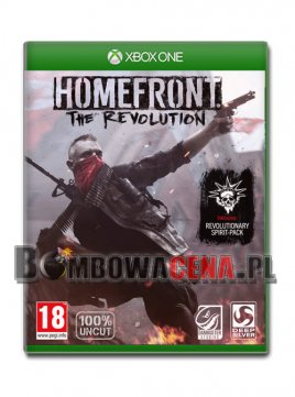 Homefront: The Revolution [XBOX ONE] PL