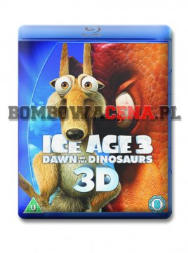 Ice Age 3: Dawn of the Dinosaurs [BLU-RAY] 3D, ANG
