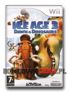 Ice Age 3: Dawn of the Dinosaurs [Wii]