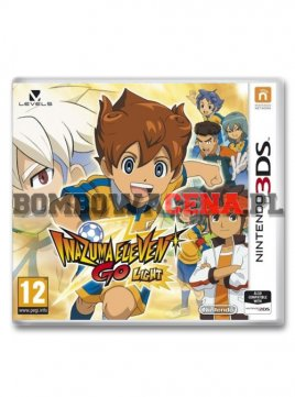 Inazuma Eleven Go: Light [3DS] NOWA
