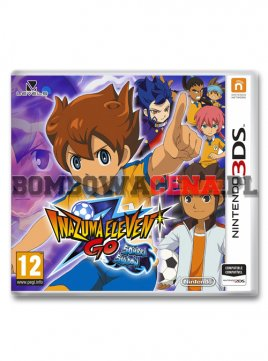 Inazuma Eleven Go: Shadow [3DS] NOWA