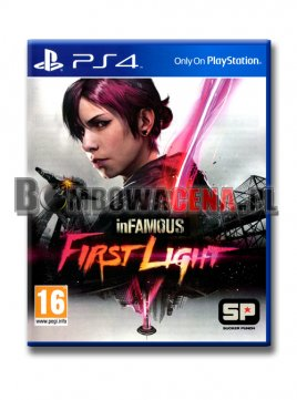 inFamous: First Light [PS4] PL