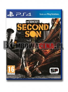inFamous: Second Son [PS4] PL