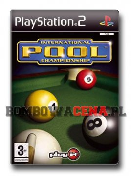 International Pool Championship [PS2]