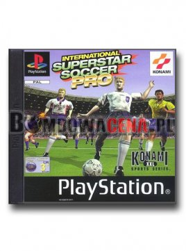 International Superstar Soccer Pro [PSX]