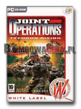 Joint Operations: Typhoon Rising [PC] White Label