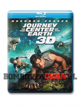 Journey to the Center of the Earth [BLU-RAY] 3D, ANG