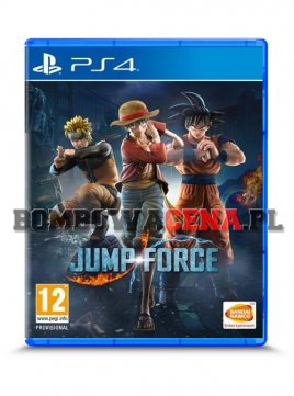 Jump Force [PS4] PL, NOWA