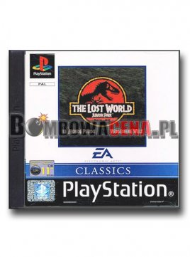 Jurassic Park: The Lost World [PSX] Classics