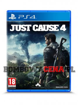 Just Cause 4 [PS4] PL