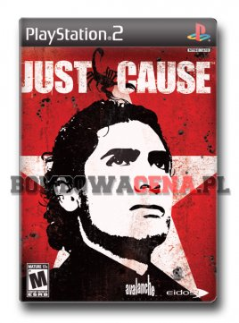 Just Cause [PS2] NTSC USA