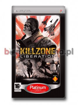 Killzone: Liberation [PSP] PL, Platinum