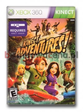 Kinect Adventures [X360] PL