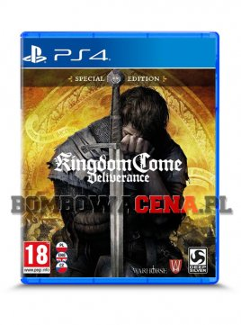 Kingdom Come: Deliverance [PS4] PL, Special Edition, NOWA