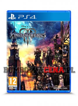 Kingdom Hearts III [PS4] NOWA