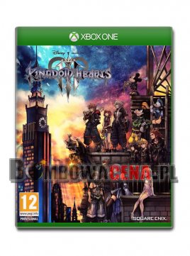 Kingdom Hearts III [XBOX ONE] NOWA