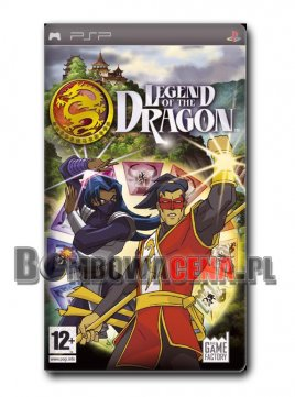 Legend of the Dragon [PSP]