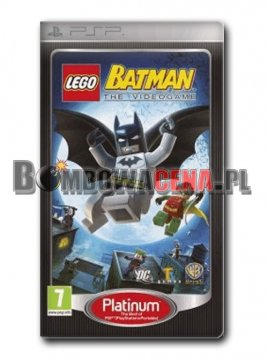LEGO Batman: The Videogame [PSP] Platinum