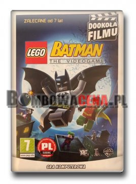 LEGO Batman: The Videogame [PC] PL, Dookoła Filmu