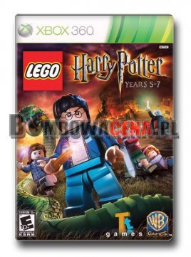 LEGO Harry Potter: Lata 5-7 [XBOX 360] NOWA