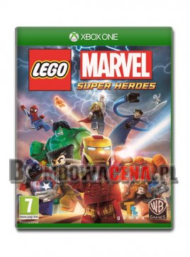 LEGO Marvel Super Heroes [XBOX ONE] NOWA