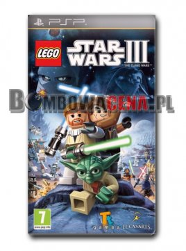 LEGO Star Wars III: The Clone Wars [PSP]