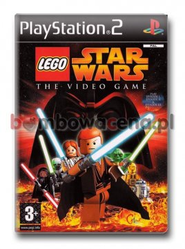 Lego Star Wars: The Video Game [PS2] NTSC USA