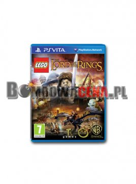 LEGO The Lord of the Rings [PS Vita] PL