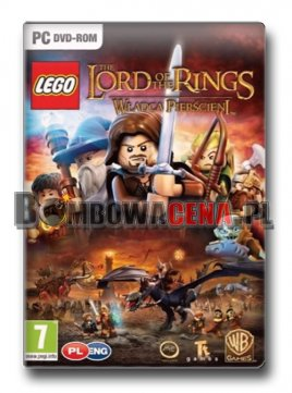 LEGO The Lord of the Rings: Władca Pierścieni [PC] PL