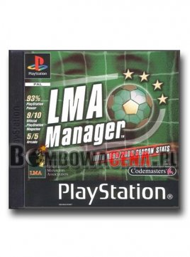 LMA Manager [PSX]