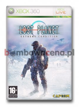 Lost Planet: Extreme Condition [XBOX 360] (błąd)