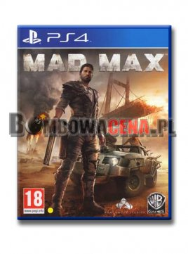 Mad Max [PS4] PL